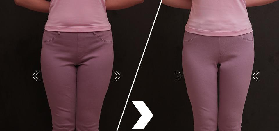 產後瘦大腿